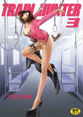 [Akiyama Production (Mikazuki Shiko)] Train Hunter 3 (City Hunter) cover