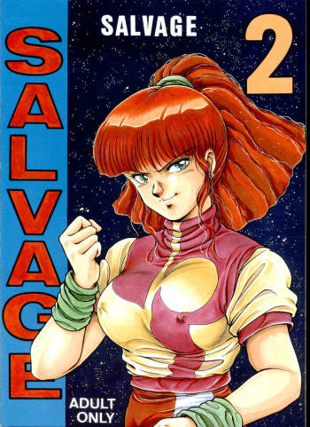 (CR33) [REHABILITATION (Garland)] SALVAGE 2 (Gunbuster) cover