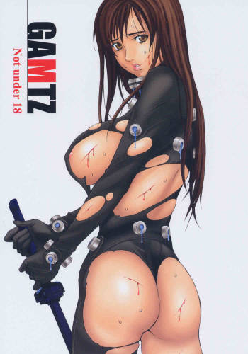 (C69) [Circle M (Amano Ameno)] Gamtz (gantz) cover