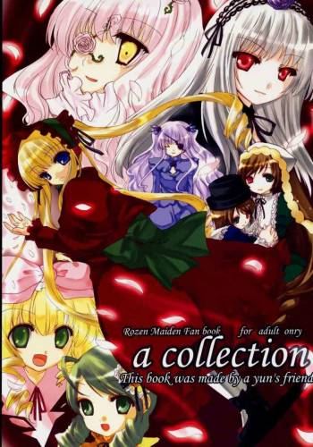 [Yorimichi] a collection (Rozen Maiden) cover