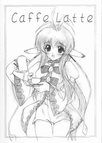 [ZiP (Moekibara Fumitake)] Caffe Latte (Machine Maiden) cover