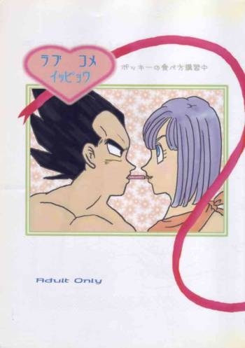 Vegeta and Bulma Love (Dragonball) cover