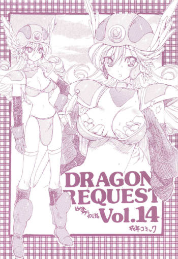 (C76) [ZINZIN (Hagure Metal)] DRAGON REQUEST Vol.14 (Dragon Quest III) cover