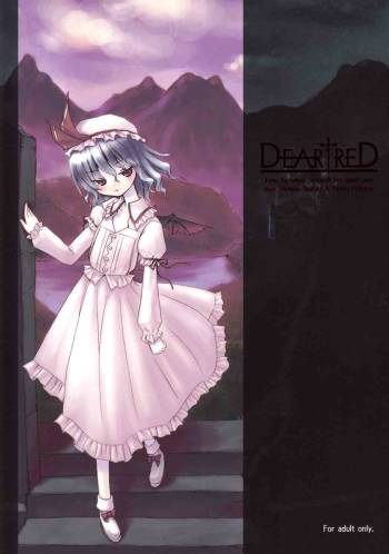 [Cassis Zakuro] DEAR†RED (Touhou) cover