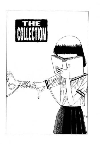 Shintaro Kago - The Collection [ENG] cover