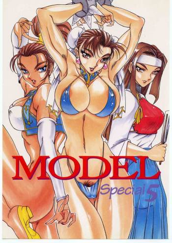 [METAL (Various)] MODEL SPECIAL 5 (Various) cover