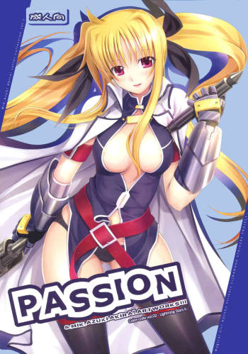 (C74) [TRI-MOON] PASSION -Karakore 2- (Nanoha) cover