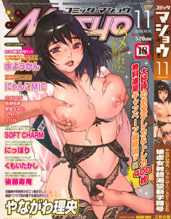 Comic Masyo 2006-11 cover