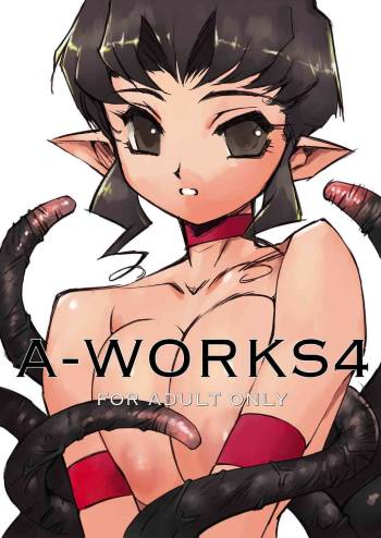 [HQ's] A-Works 4 cover