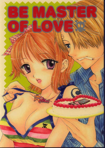 (C62) [Chara Chara (Okuda Tamiko)] Be Master of Love (One Piece) cover