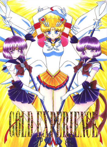 (C58) [BLACK DOG (Kuroinu Juu)] GOLD EXPERIENCE (Sailor Moon) [2nd Edition] cover