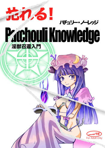Yareru! Patchouli knowledge cover