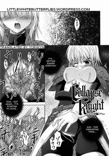 [Nanase Mizuho] Collapse Knight 2 [English] =LWB= cover