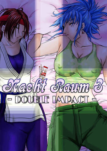 [Jelly fish (ACHT)] Nacht Raum 3 - DOUBLE IMPACT - (The King of Fighters) cover