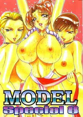 (C55) [METAL (Various)] MODEL SPECIAL 8 [incomplete] cover