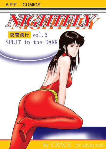 (CR35) [Atelier Pinpoint (CRACK)] NIGHTFLY vol.3 SPLIT in the DARK (Cat's Eye) cover