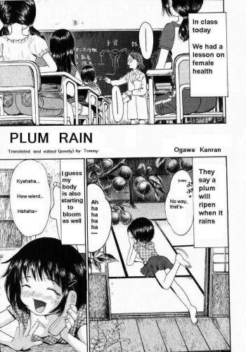 Plum Rain (Ogawa Kanran) English cover