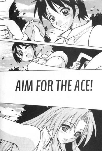 Aim for the ace cover