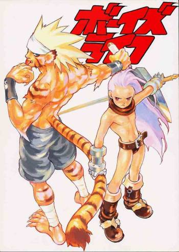 Boy's Life - Breath of Fire - Doujin cover