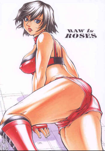 (C68) [C R C (Don Shigeru)] RAW is ROSES (Rumble Roses) cover