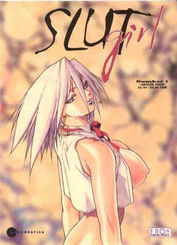 [Isutoshi] Slut Girl 1 [English] [color] cover