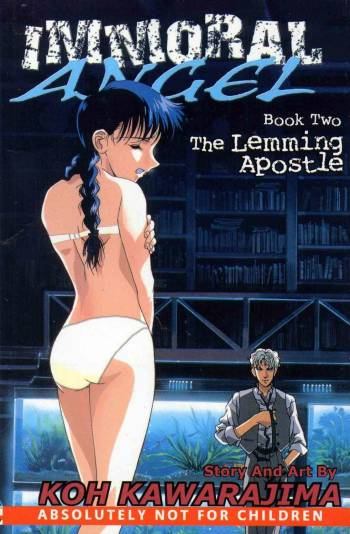 [Koh Kawarajima] Immoral Angel Volume 2: Lemming Apostle [English] cover