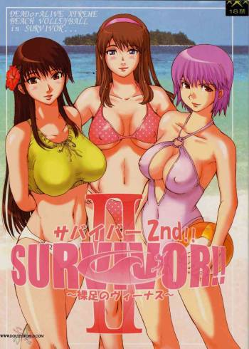 (CR33) [Pururun Estate (Kamitsuki Manmaru)] SURVIVOR!! II (Dead or Alive Xtreme Beach Volleyball) [English] cover