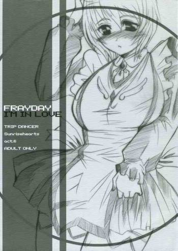 [TRIP DANCER (Kouma Hidehito)] FRAYDAY I'M IN LOVE (My-Otome) cover