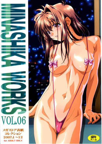 (C73) [Makino Jimusho (Taki Minashika)] MINASHIKA WORKS Vol 06 Megastore Cover Collection 2007.1~12 cover