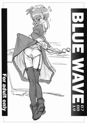 (C72) [BLUE WAVE (Tamahiyo)] BLUE WAVE 070819 (Various) cover