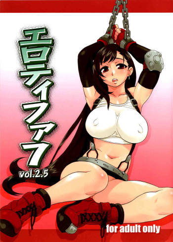 (C72) [Finecraft69 (6ro-)] EroTifa vol.2.5 (Final Fantasy VII) [English] [SaHa] cover