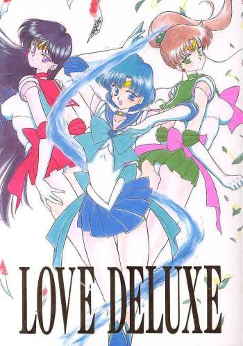[BLACK DOG (Kuroinu Juu)] Love Deluxe (Bishoujo Senshi Sailor Moon) cover