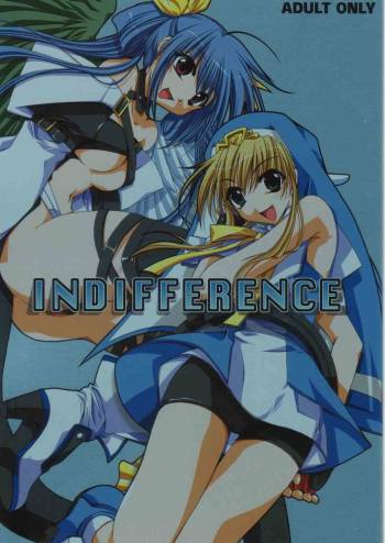 (C62) [FANTASY WIND (Shinano Yura)] INDIFFERENCE (Guilty Gear) cover