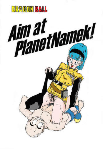 Aim at Planet Namek! (Dragon Ball Z) [English] cover