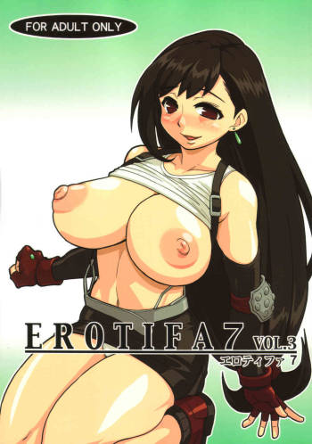 [ABnormal Carnival 4] [Finecraft69 (6ro-)] EroTifa7 vol.3 (Final Fantasy VII) cover