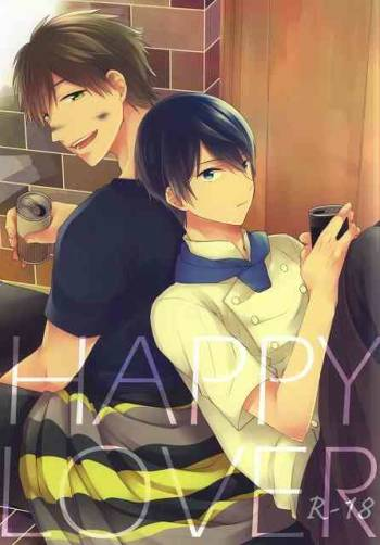 (C87) [Yu-cho (Pal)] HAPPY LOVER (Free!) cover