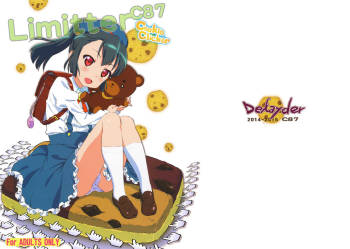 (C87) [Delayder (Makinon TM)] Limitter C87 CookieClicker (Inou-Battle wa Nichijou-kei no Naka de) cover