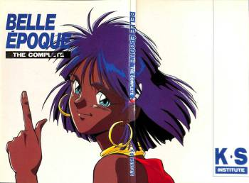 (C41) [ K S Institute (Various)] BELLE ÉPOQUE THE COMPLETE (Fushigi no Umi no Nadia) cover