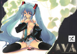 [AVA (Mugen-DAI)]  Bukiyou na Vocaloid no Ohanashi/ Tale of a Defunct Vocaloid  (VOCALOID) [English][Taipan TranslationZ]